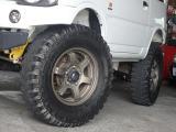 ジムニー XG 4WD リフトUP 社外アルミ 5速MT ターボ