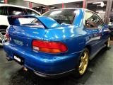 インプレッサWRX 2.0 WRX STI タイプRA Vリミテッド 4WD 555台限定マフラDCCDTベルト...