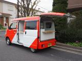 NV100クリッパー  移動販売車 キッチンカー ケータリング車