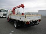 エルフ  標準ロング2.6トン3段クレーン