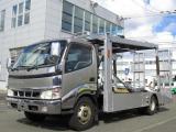ダイナ  ディーゼルTB 2台積み搬送車 ABS