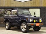 ジムニー ランドベンチャー 4WD 最終型 同色塗装モーターファームショック