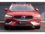 V60 T6 ツインエンジン AWD インスクリプション 4WD パノラマルーフ黒革S 禁煙車