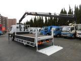 キャンター 3.0 ワイド 超ロング 高床 DX ディーゼル 3.4t積載 ヒアブローダークレー...