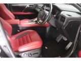 RX RX300 Fスポーツ パノラマルーフ レッドレザー HUD