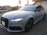 RS6アバント 4.0 パフォーマンス 4WD