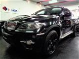 X6 xドライブ 35i 4WD 3.0ツインターボ黒革SRナビ電動ゲート
