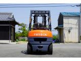 トヨタL&F エンジンフォークリフト 5337
