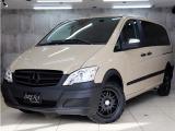 Vクラス V350 アンビエンテ チープアップ仕様 新品アルミ&新品タイヤ