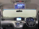 エルグランド 2.5 ライダー ブラックライン 4WD ブラックレザーシート パワーシート