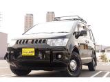 デリカD:5 2.2 D パワーパッケージ 4WD 4WD JAOSリアラダー 16AW