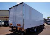 フォワード 冷蔵冷凍車 2.9t ワイドベッド付 低温冷凍車
