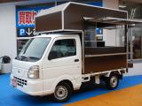 NT100クリッパー DX 新規製作キッチンカー 移動販売車