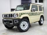 ジムニー XC 4WD ATカモフラージュパッケージナビTV