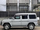 Gクラス G36L  ディーラー車 左ハンドル ブラックレザー