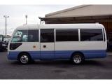 リエッセII バス マイクロバス 26人 自動ドア カーテン