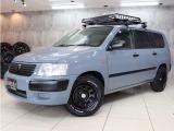 サクシードバン 1.5 UL 新品アルミ&新品タイヤ 新品ルーフラック