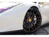 458スパイダー F1 DCT 正規D車・カーボンパーツ・可変・ロベルタ