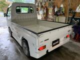 ハイゼットトラック  4WD ローダウン 車高調 エアロ