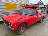 ダットサンピックアップ  消防車