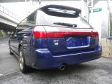 レガシィツーリングワゴン 2.0 GT-B E-tune II 4WD 2オーナー 禁煙車 F熱線 純正エアロ