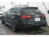 RS6アバント 4.0 4WD 黒革シート パノラマルーフ BOSE