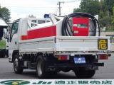 エルフ タンクローリー車 4WD 福知工業製 灯油1.86kℓ