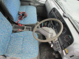キャンター  4段クレーン後輪二軸ハイジャッキセルフ