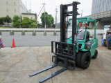 三菱ロジスネクスト エンジンフォークリフト 4.0M 1.85tハイマスト ヒンジ