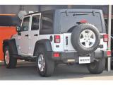 ジープ・ラングラーアンリミテッド スポーツ 4WD 1年保証付 1オーナー ETC クルコン