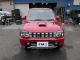 ジムニー クロスアドベンチャー XC 4WD 社外ナビETCクロアド専用シート