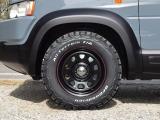 クロスロード 1.8 18L Xパッケージ アンヴィルグレー全塗装グッドリッチタイヤ
