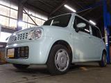 アルトラパン G 4WD Pスタート シートヒーター スマートキー