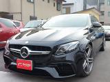 Eクラス AMG E63 4マチックプラス 4WD エクスクルーシブ&セーフテPKG SR