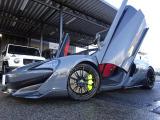 600LTスパイダー  正規ディーラー車 ワンオーナー車 アップグレード1 純正ナビ