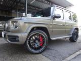 Gクラス AMG G63 マヌファクトゥーア エディション 4WD 全国300台限定 屋内保管