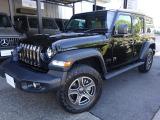 ジープ・ラングラーアンリミテッド ブラックアンドタン 4WD ブラック&タン 正規ディ...