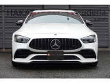 AMG GT 4ドアクーペ 43 4マチックプラス 4WD エクスクルーシブP KW車高調右ハンドル