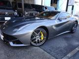 F12ベルリネッタ  ベースグレード F12 ベルリネッタ 正規ディーラー車 純正ナビ バッ...