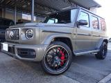 Gクラス AMG G63  4WD マヌファクトゥーアエディション