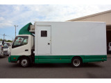 デュトロ  4WD ワイドロング 移動販売車