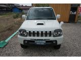 ジムニー ワイルドウインド 4WD 5速MT・専用シート・ルーフレール