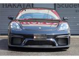 718ケイマン GT4 ディーラー車 ワンオーナー 禁煙車