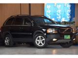 XC90 ブラックパール・エディション 4WD 検5.4タイベル交換済みETC黒本革S