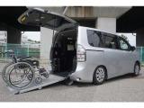ヴォクシー 2.0 X Lエディション 車椅子2脚仕様 ナビETC