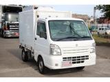 キャリイ KC エアコン パワステ 冷蔵冷凍車 -30℃設定 東プレ製