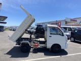 ハイゼットトラック  ダンプ 4WD エアコン Tベルト交換済