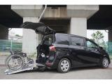 シエンタ 1.5 G ウェルキャブ 車いす仕様車 タイプI 助手席側セカンドシート付 助手...
