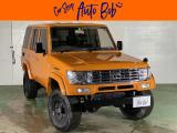 ランドクルーザープラド 3.0 SXワイド ディーゼル 4WD ターボ 全塗装済 リフトアップ...