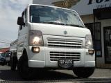 キャリイ KU エアコン パワステ 4WD 5速MT パワステ エアコン